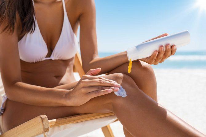 Cuidados com o sol para cuidar da sua pele