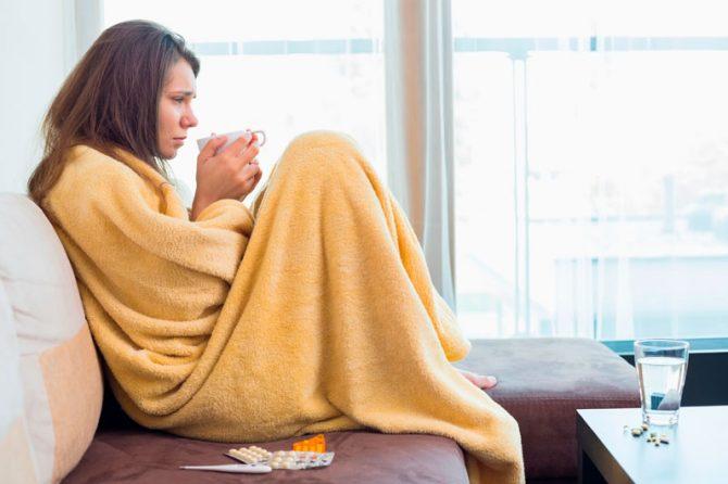 Chegada do Inverno: Como prevenir gripes e constipações